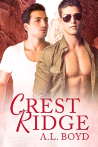 Crest Ridge Book Cover