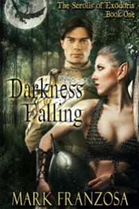 Darkness Falling Cover