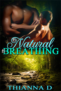 As Natural As Breathing Cover