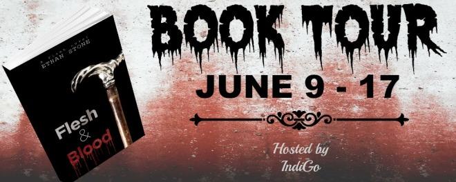 Flesh & Blood Tour Banner