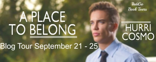 A Place To Belong Tour Banner